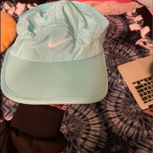Nike Accessories - Light Blue Nike Tennis Hat